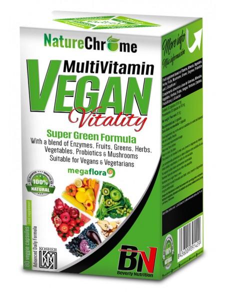 Multivitamin Vegan Vitality