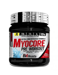 Myocore Preworkout