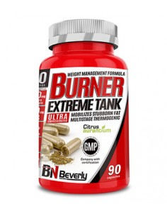 Burner Extreme Tank
