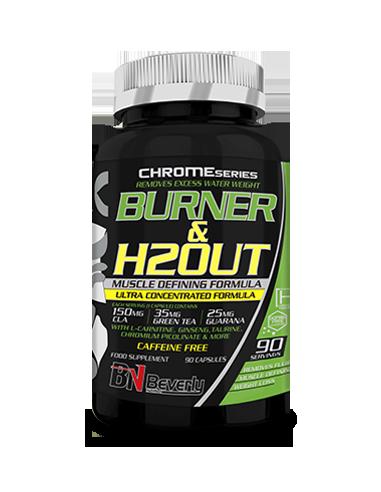 Burner & H2out