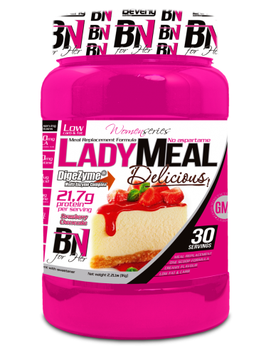 Lady Meal Cheesecake