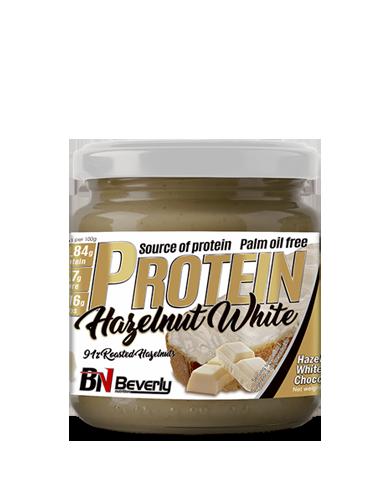 Protein Hazelnut White Butter