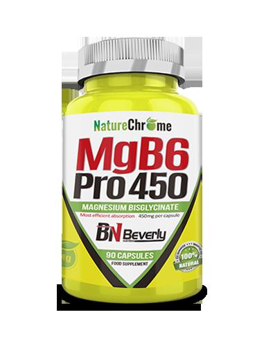 MgB6 Pro 450 Magnesium Bisglycinate