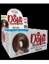 Dofit Zero con crema Protéica sabor Black Cookies (12uds). Rosquilla
